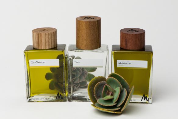 Martina Organics, Full Set inc. Cleanser, Toner and Moisturiser