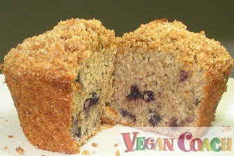 organic-lifestyle-blog-vegan-muffin-recipe